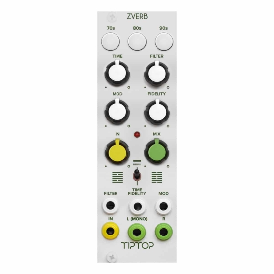 Tiptop Audio ZVERB white 555x555 Tiptop Audio ZVERB (Black)