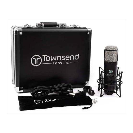 Townsend Labs Sphere L22 accessories view 555x555 Townsend Labs Sphere L22