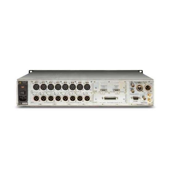 Prism Sound ADA8XR back panel 555x555 Prism Sound ADA8XR 16DA FW
