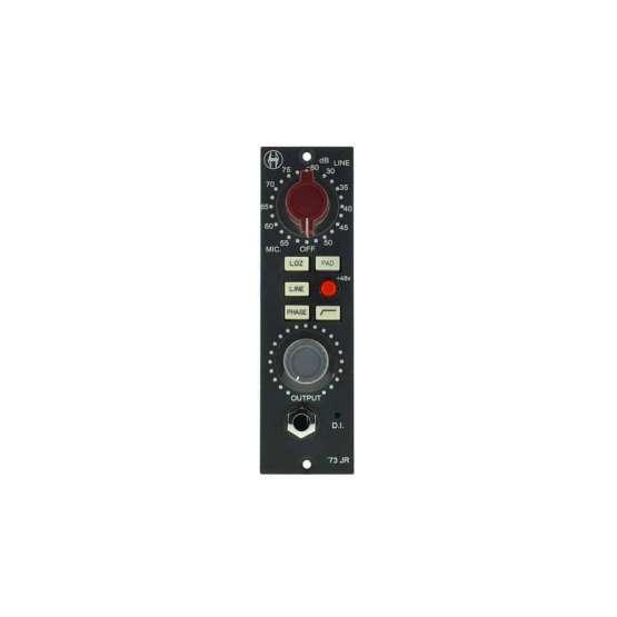 Heritage Audio 73JR front view 555x555 Heritage Audio 73JR