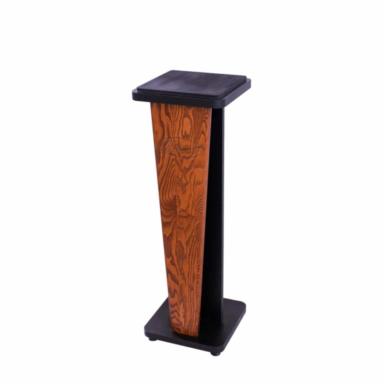 Zaor Croce Stand 36 cherry black angle single 555x555 Zaor Croce Stand 36 (pair) Cherry/Black