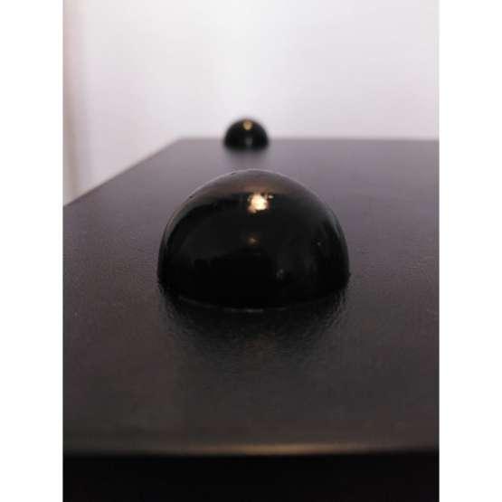 Zaor Miza D Stand MKII detail top 555x555 Zaor MIZA D Stand MKII (coppia) Black